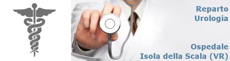 Reparto di Urologia - Ospedale di Isola della Scala (VR)